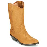 Čevlji  Ženske Mestni škornji    Betty London LOVA Kamel