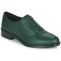 Čevlji  Ženske Čevlji Richelieu Betty London NADIE Zelena