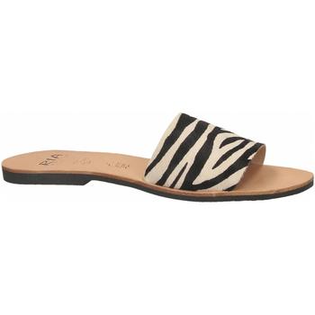 Čevlji  Ženske Natikači Ria HORMA zebra