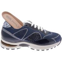 Čevlji  Ženske Pohodništvo Calzaturificio Loren LOA1076bl blu