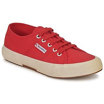 Čevlji  Nizke superge Superga 2750 CLASSIC Kostanjeva / Red