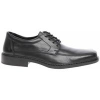 Čevlji  Moški Čevlji Derby Rieker B081200 Črna