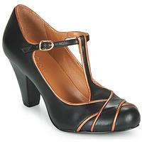 Čevlji  Ženske Salonarji Cristofoli MESTIS Črna / Bronze