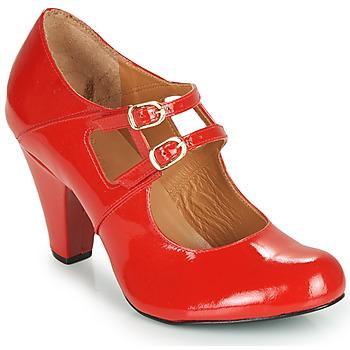 Čevlji  Ženske Salonarji Cristofoli MASTIS Rdeča / Varnish