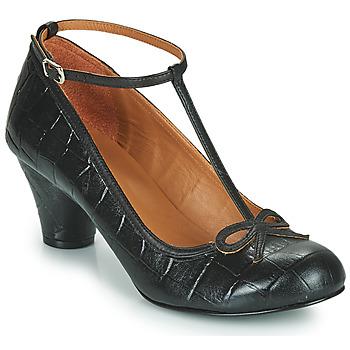 Čevlji  Ženske Salonarji Cristofoli MUNSTI Črna