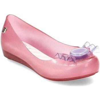 Čevlji  Deklice Balerinke Melissa Ultragirl Trick OR Treat I Roza