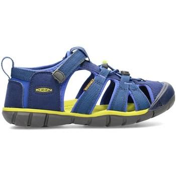 Čevlji  Otroci Sandali & Odprti čevlji Keen Seacamp II Cnx Modra, Olivna, Grafitna