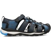 Čevlji  Dečki Sandali & Odprti čevlji Keen Newport Neo H2 Mornarsko modra, Grafitna