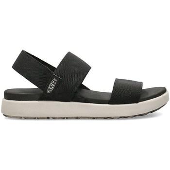 Čevlji  Ženske Sandali & Odprti čevlji Keen Elle Backstrap Črna,Siva