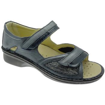 Čevlji  Ženske Sandali & Odprti čevlji Calzaturificio Loren LOM2834bl blu