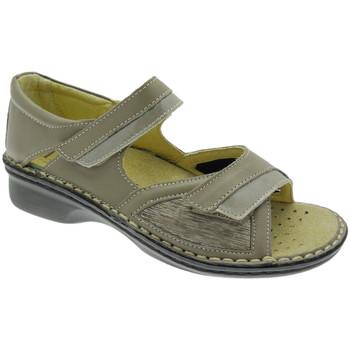 Čevlji  Ženske Sandali & Odprti čevlji Calzaturificio Loren LOM2834to tortora