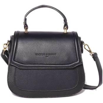 Torbice Ženske Ročne torbice Victor & Hugo GIL noir
