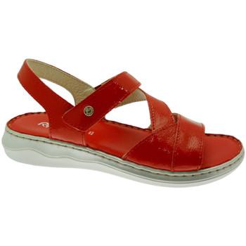 Čevlji  Ženske Sandali & Odprti čevlji Riposella RIP40724ro rosso