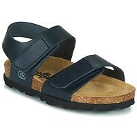Čevlji  Dečki Sandali & Odprti čevlji Citrouille et Compagnie BELLI JOE Modra