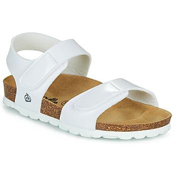 Čevlji  Deklice Sandali & Odprti čevlji Citrouille et Compagnie BELLI JOE Bela