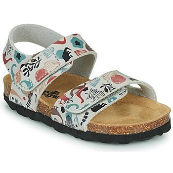 Čevlji  Dečki Sandali & Odprti čevlji Citrouille et Compagnie BELLI JOE Bež