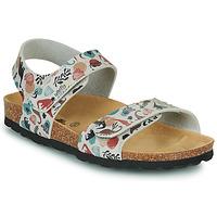 Čevlji  Otroci Sandali & Odprti čevlji Citrouille et Compagnie BELLI JOE Bež