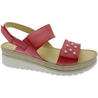 Čevlji  Ženske Sandali & Odprti čevlji Melluso MW019133cor nero