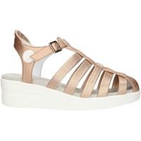 Čevlji  Ženske Sandali & Odprti čevlji Agile By Ruco Line 210ASATSLIDE Pink