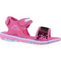 Čevlji  Otroci Sandali & Odprti čevlji Kappa Seaqueen K Roza