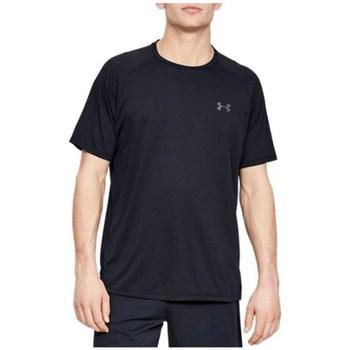 Oblačila Moški Majice s kratkimi rokavi Under Armour Tech 20 SS Novelty Tee Črna