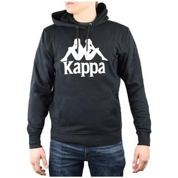 Oblačila Moški Puloverji Kappa Taino Hooded Črna