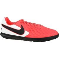 Čevlji  Otroci Nogomet Nike Tiempo Legend 8 Club IC JR Bela, Črna, Rdeča