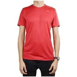 Oblačila Moški Majice s kratkimi rokavi adidas Originals Supernova Short Sleeve Tee M Rdeča