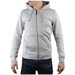 Oblačila Moški Puloverji Kappa Veil Hooded Siva
