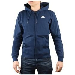 Oblačila Moški Puloverji Kappa Veil Hooded Mornarsko modra