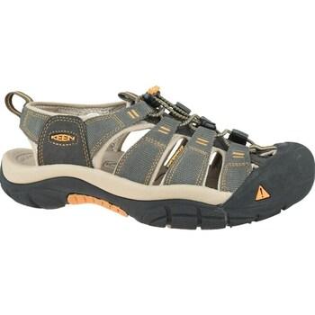 Čevlji  Moški Sandali & Odprti čevlji Keen Newport H2 Siva,Bež,Grafitna