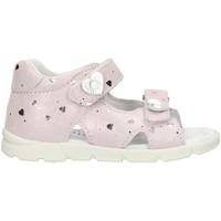 Čevlji  Deklice Sandali & Odprti čevlji Balocchi 106115 Pink