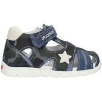 Čevlji  Dečki Sandali & Odprti čevlji Balocchi 103306 Blue