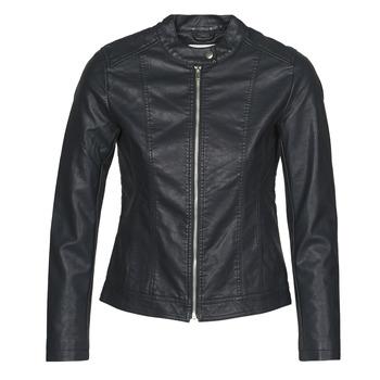 Oblačila Ženske Usnjene jakne & Sintetične jakne JDY JDYSTORMY Črna