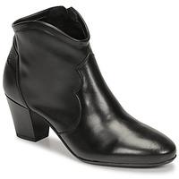 Čevlji  Ženske Gležnjarji Betty London NORIANE Črna