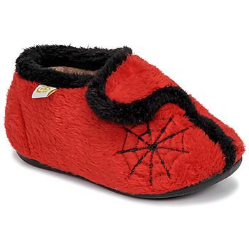 Čevlji  Deklice Nogavice Citrouille et Compagnie NOLIROSSO Rdeča