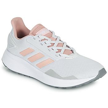 Čevlji  Tek & Trail adidas Performance DURAMO 9 Siva / Rožnata