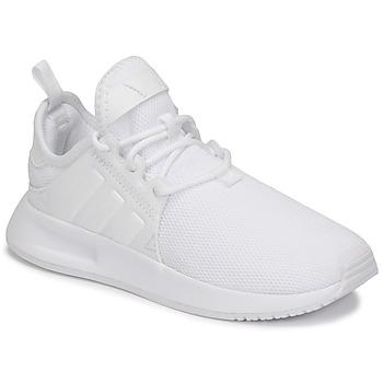 Čevlji  Otroci Nizke superge adidas Originals X_PLR C Bela