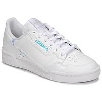 Čevlji  Otroci Nizke superge adidas Originals CONTINENTAL 80 J Bela