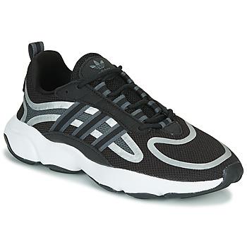 Čevlji  Nizke superge adidas Originals HAIWEE J Črna / Siva