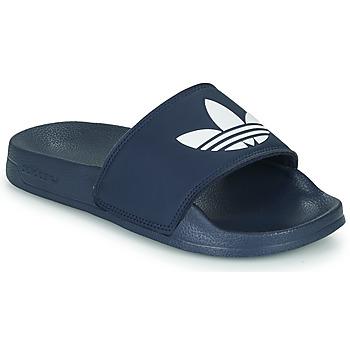 Čevlji  Otroci Natikači adidas Originals ADILETTE LITE J Bela