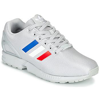 Čevlji  Nizke superge adidas Originals ZX FLUX Siva