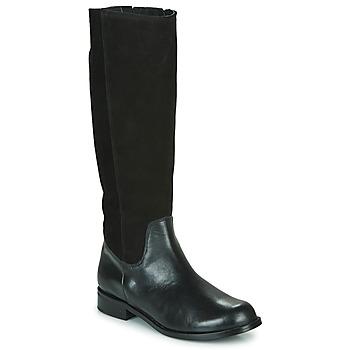 Čevlji  Ženske Mestni škornji    So Size NEOLE Črna