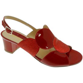 Čevlji  Ženske Sandali & Odprti čevlji Soffice Sogno SOSO20123ro rosso
