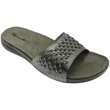 Čevlji  Ženske Natikači Riposella RIP5793acc grigio