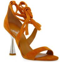 Čevlji  Ženske Sandali & Odprti čevlji Priv Lab CHIFFON AMBER Giallo