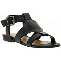 Čevlji  Ženske Sandali & Odprti čevlji Priv Lab HARLEY NERO Nero