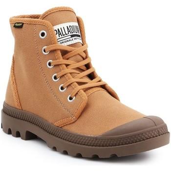 Čevlji  Moški Visoke superge Palladium Manufacture Pampa HI Originale 75349-230-M brown