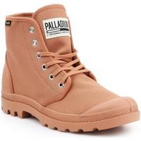 Čevlji  Moški Visoke superge Palladium Manufacture Pampa HI Originale 75349-225-M brown