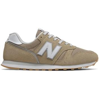 Čevlji  Moški Nizke superge New Balance 373 Bela,Bež